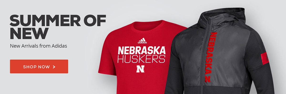 Nebraska Adidas Gear Cornhuskers Jerseys Huskers Clothing Fanatics